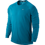 Nike Miler LS UV Team Running Top SS15